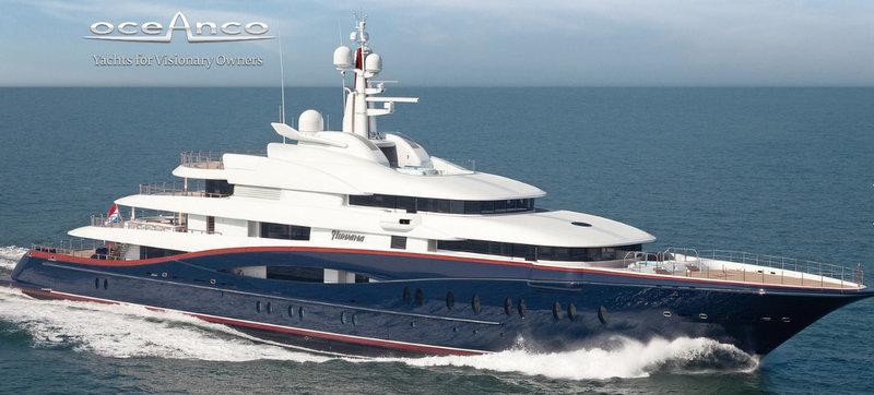 MY Anastasia build by OceAnco superyacht Super Yachts Yacht