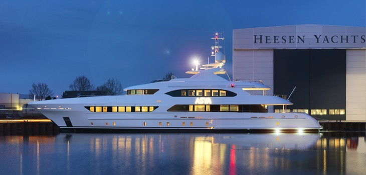 Heesen yachts - Arcon Yachts