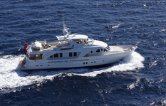 Arcon Yachts and Moonen sells Moonen 97 Livia