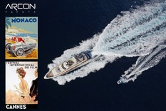 Spring Events on French Riviera 2015 : Yachts, Racing and Cinema