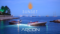 ARCON YACHTS спонсор SUNSET MONACO GP