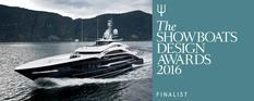 ANN G на ShowBoats Design Awards 2016