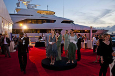 Luxury yacht charter for exclusive events on the Cote d'Azur 2017
