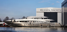 New 50m project ASTER by Heesen is sold!