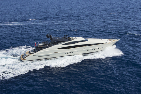 Yachts for sale in Phuket Palmer Johnson VANTAGE 45m