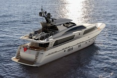 Yachts for sale in Adriatic Sea Wim van der Valk Continental III Raised Pilot House 30 m