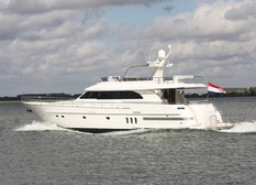 Yachts for sale in Monte-Carlo Wim Van Der Valk Continental II 23.00 Flybridge