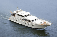 Yachts for sale in Monaco Wim Van Der Valk Continental I Wheelhouse 17.00