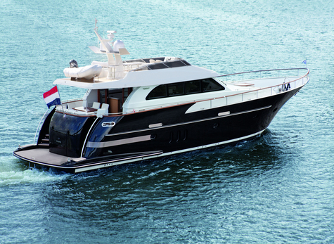 Yachts for sale in Monaco Wim Van Der Valk Continental II Flybridge 18.50