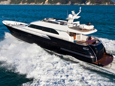 Yachts for sale in Adriatic Sea Wim Van Der Valk Continental II Flybridge 25.00