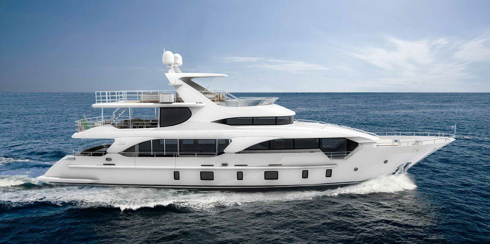 Benetti Tradition Supreme 108'