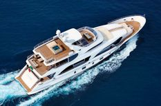 Yachts for sale in French Riviera Benetti Tradition Supreme 108'