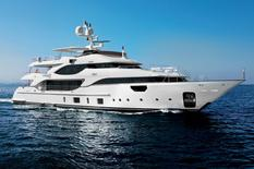 Yachts for sale in Mediterranean Sea Benetti Crystal 140'
