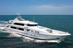 Charter yacht in Dominican Republic Custom JUST ENOUGH