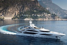 Yachts charter in  France Benetti 58m