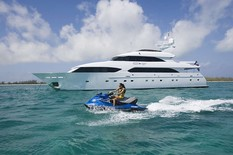 Yacht charter in Miami Westship NORTHERN LIGHTS