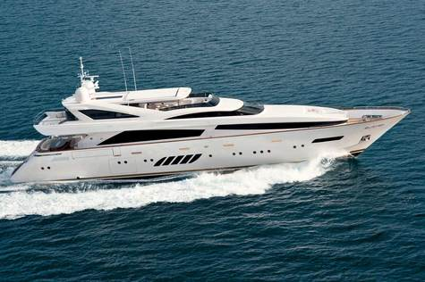 Dominator Yachts for sale Dominator 40M