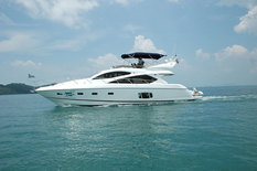 Rent a yacht in Thailand Sunseeker Manhattan 60 MAIKHAO DREAM