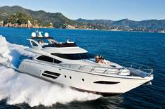 Yachts for sale in Barcelona Dominator 720 Fly