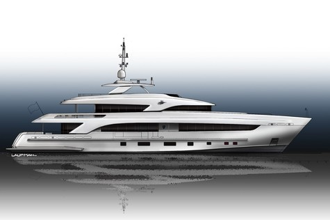 Yachts for sale in Croatia Heesen 42m Project KINESIS