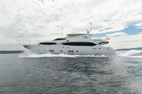 Yachts for sale in Germany Sunseeker 34