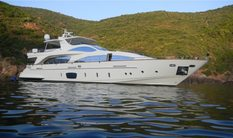 Yachts for sale in Ibiza Azimut 105 ALMA