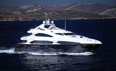 Yacht charter in Cyprus Sunseeker 37m BARRACUDA RED SEA