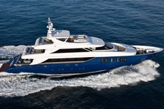 Yacht charter in Monte-Carlo Admiral 45m IPANEMAS