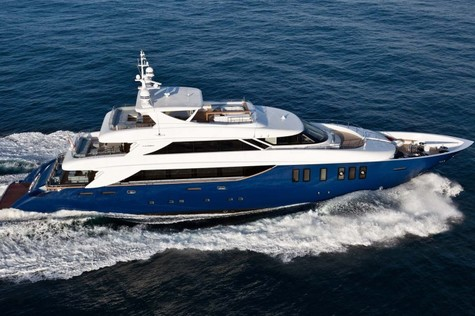 Yachts charter in  France Admiral 45m IPANEMAS