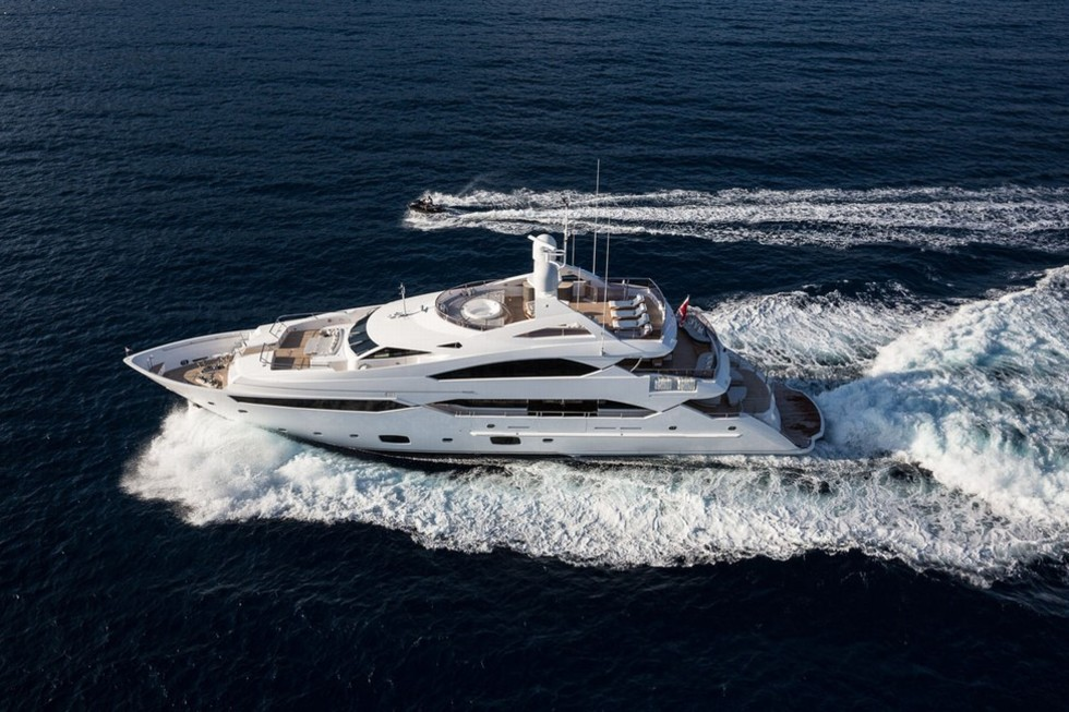 Sunseeker 40m THUMPER