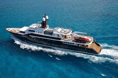 Yachts charter in  France Feadship 50m HIGHLANDER