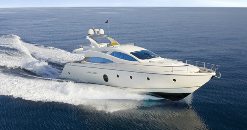 Crewed yachts Aicon 64 macrocruise charter