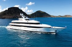Yachts charter in  France Feadship 63m LADY BRITT
