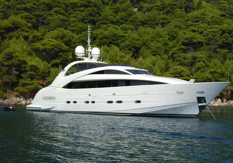 Yachts for sale in Barcelona ISA 120 WHISPERING ANGEL