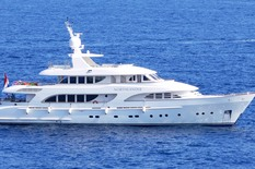 Charter yacht in Dominican Republic Moonen 124 NORTHLANDER
