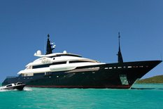 Charter yacht in Dominican Republic ALFA NERO