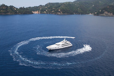 Yacht charter in Balearic Islands 55m TURQUOISE