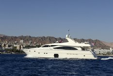 Charter yachts in Egypt Ferretti 830 MY LADY