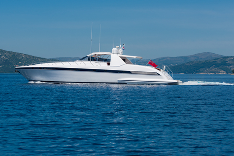 Yachts for sale in Corsica Mangusta 80 SPEEDY T