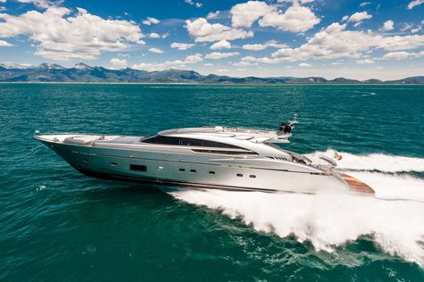 Yachts for sale in Corsica AB 116