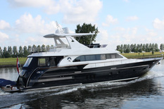 Моторные яхты 10–20 метров Continental II 23.00 Flybridge Hardtop