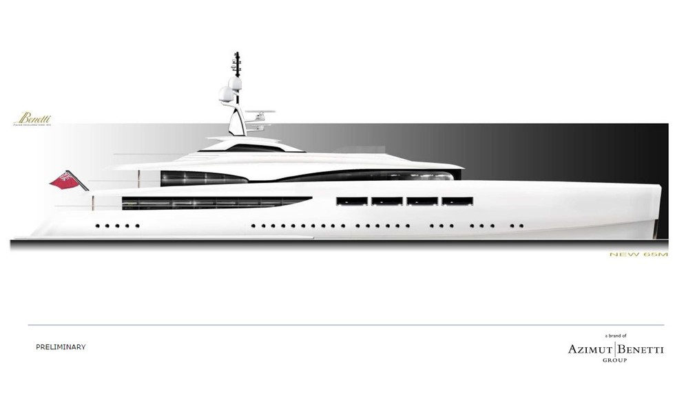 Benetti Project FB276