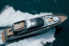 Yachts charter in  France Riva Domino 86