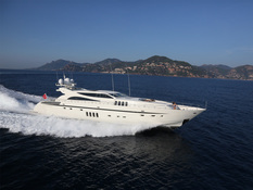 Charter - Yachts by Leopard Yachts - Cantiere Navale Arno
