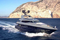 Yacht charter in Balearic Islands Mondomarine 41