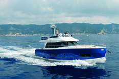 Yachts for sale in Monte-Carlo Azimut Magellano 43 Flybridge