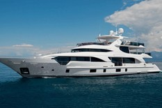 Yacht charter in Liguria Benetti Tradition Supreme 108'