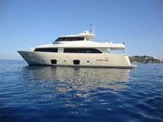 Yachts for sale in France Ferretti Navetta 26