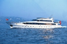 Yachts charter in Sochi GOLDEN HEAD
