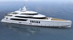 Yachts for sale in Spain Benetti Project FB276